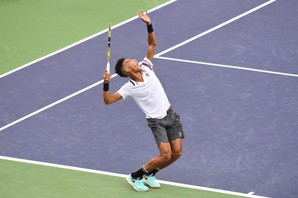 Tennis: Federer surclasse Shapovalov à Miami - Sports