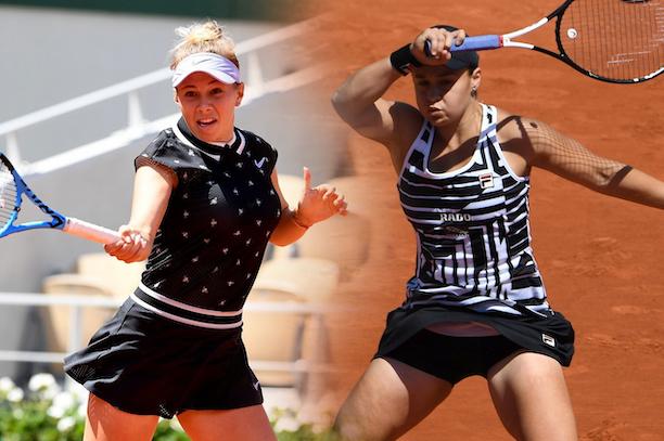 Roland-Garros. Une finale Barty-Vondrousova