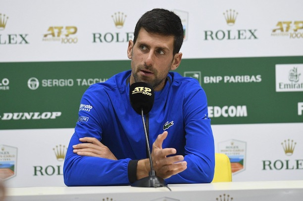 Denis Shapovalov éliminé au 1er tour du Masters de Monte-Carlo — ATP