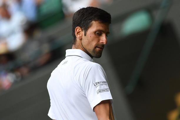 Paire s'arrête en huitième — Wimbledon