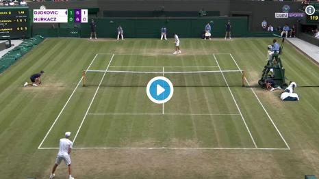 Les deux derniers Français, Humbert et Paire, éliminés — Wimbledon