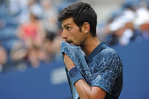 Djokovic a souffert de la chaleur humide de New York — US Open