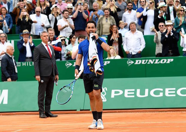 Masters 1000 de Monte-Carlo : Nadal tombe du Rocher