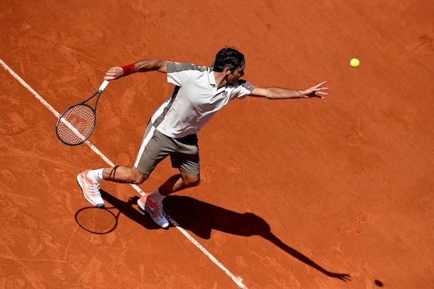 Roland-Garros 2019 : L'ovation du public pour Roger Federer