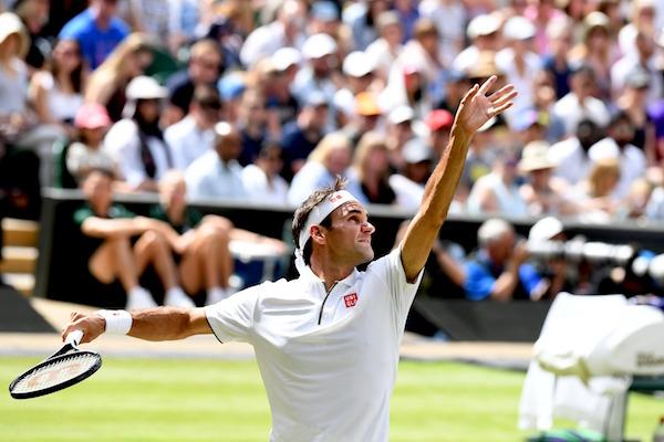 Federer élimine Harris et se qualifie pour le 2e tour — Wimbledon
