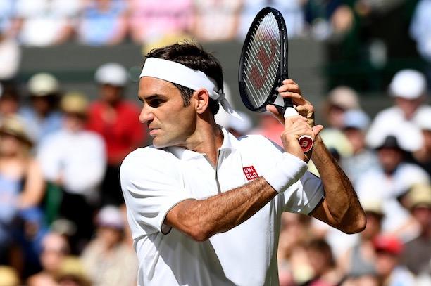 Roger Federer poursuit sa route et rejoint le 3e tour — Wimbledon