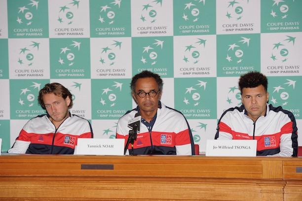 Le Nordiste Lucas Pouille sélectionné pour affronter la Belgique — Coupe Davis