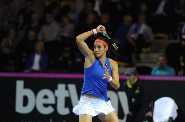 Tennis: Caroline Garcia ne jouera pas la Fed Cup 2017