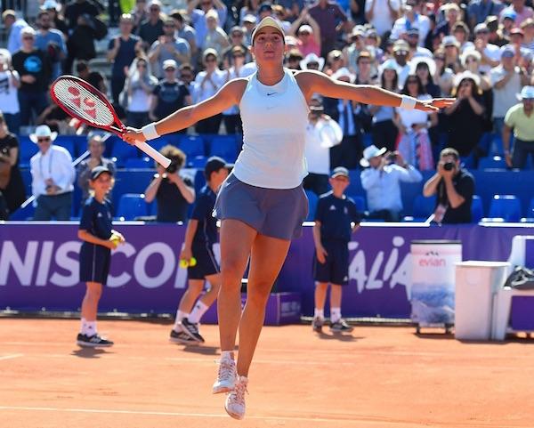 Garcia défie Yastremska en finale à Strasbourg — Tennis