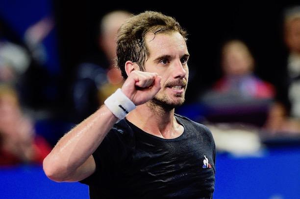 ATP Montpellier - David Goffin face à Richard Gasquet en demi-finale