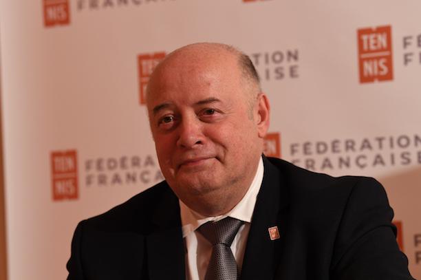 Bernard Giudicelli élu président d'une Fédération en crise — Tennis