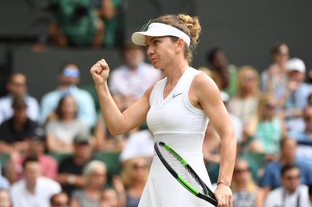 Svitolina écarte Muchova et disputera sa première demie en Grand Chelem — Wimbledon
