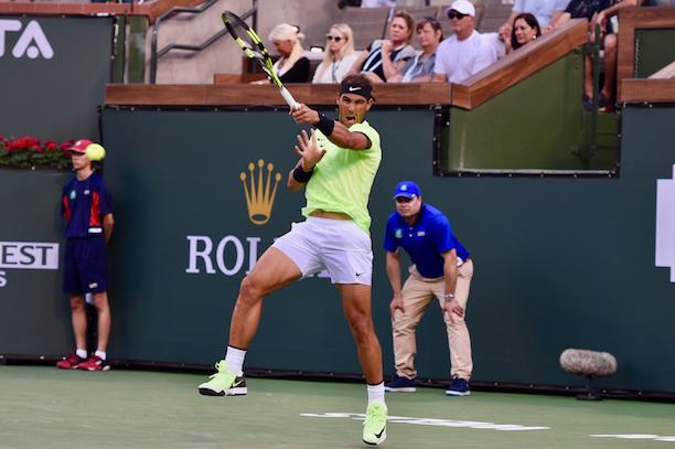 Nadal retrouvera Mahut — Miami