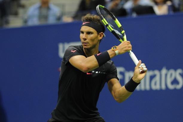 Nadal en deux temps — US Open