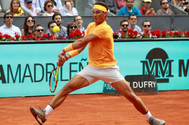 Nadal bat le record de McEnroe et file en quarts — Madrid