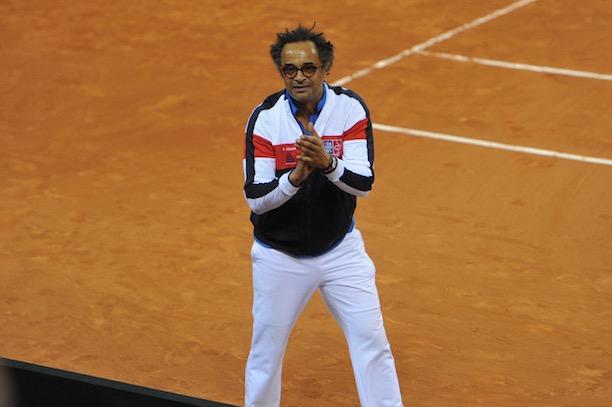 Coupe Davis : la finale se jouera sur dur à Lille