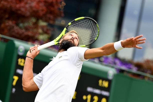 Wimbledon: Après Roland-Garros, Paire enchaîne à