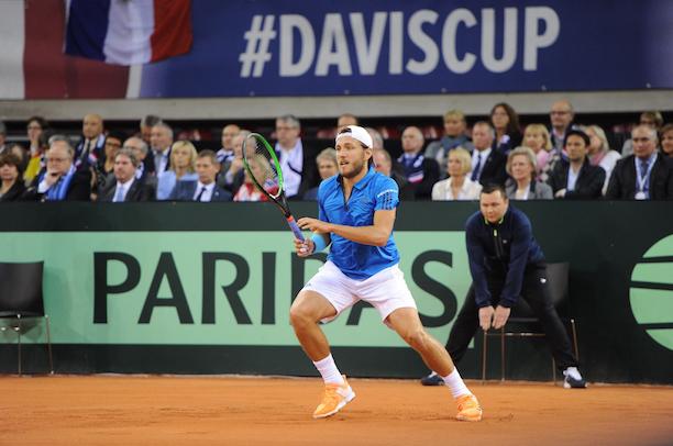 VIDÉO. Coupe Davis : Une équipe de France en reconstruction