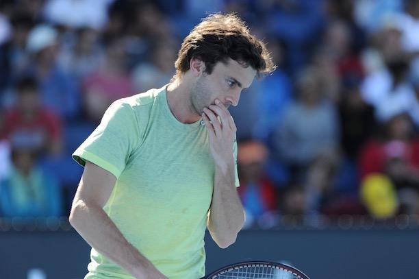 Lucas Pouille en finale du tournoi ATP Marseille — Tennis