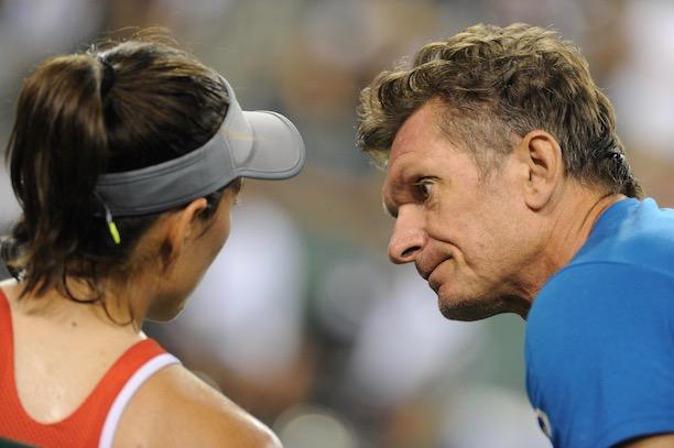 L'abandon de Tsurenko envoie Muguruza en quart de finale — Roland-Garros