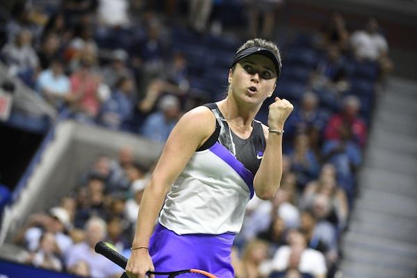 US Open : Serena Williams en demi-finale contre Elina Svitolina