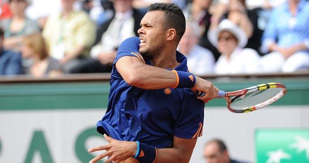 ... compliqué pour Tsonga qui affronte Djokovic ce lundi - @Icon Sport