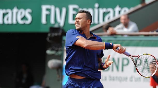 competitive price 3c53a 9d6fa Jo-Wilfried Tsonga a bien géré son match, cet après-midi, à Roland Garros.  Face à Jurgen Melzer, le Manceau n a pas tremblé, 6-2 6-3 6-4.