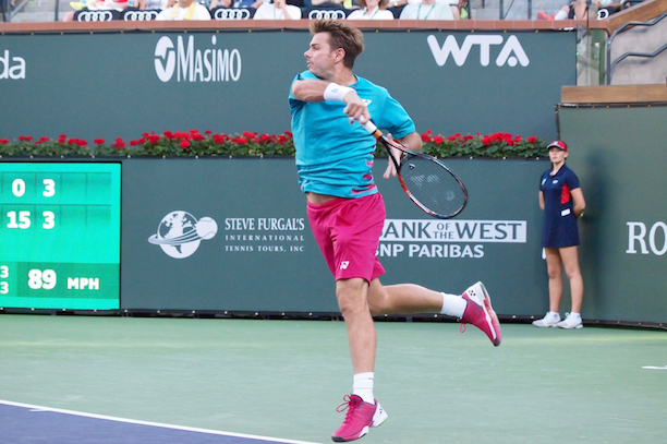 Wawrinka dans le dernier carré — ATP Indian Wells
