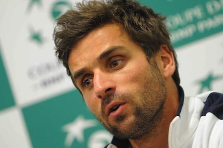 Cl ment un groupe de 7 ou 8 joueurs coupe davis we - Arnaud clement coupe davis ...