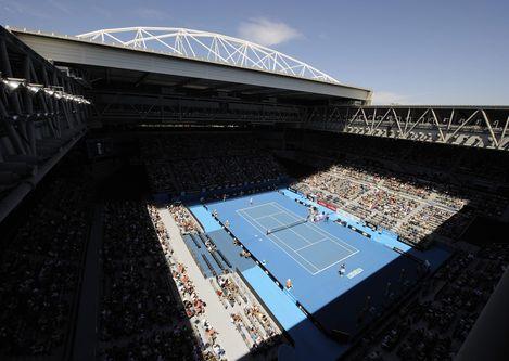 Le programme de mardi open d 39 australie we love tennis for Ambiance australia