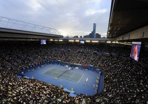 2013 et maintenant r tro we love tennis for Ambiance australia