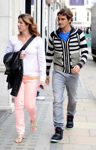 Federer Simple Touriste 224 Londres Roger Federer We