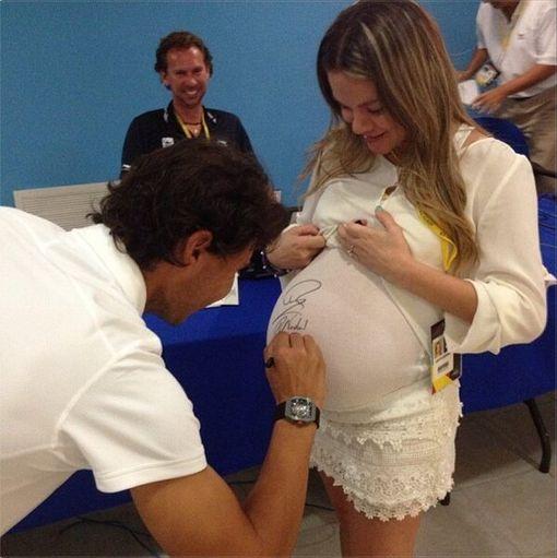 عکس زن باردار