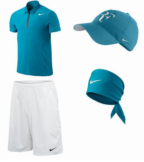 federer en bleu atp rotterdam we love tennis. Black Bedroom Furniture Sets. Home Design Ideas