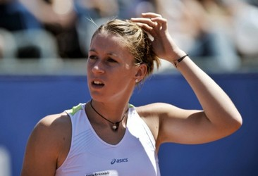 LA FED CUP 2013 : Groupe Mondial II et World Group Play-OFF - Page 6 Paulineparm