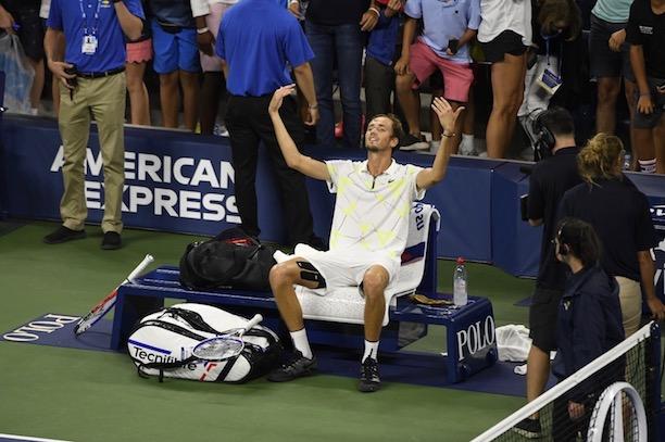 Tournoi ATP de Saint-Petersbourg : Medvedev sacré vainqueur !