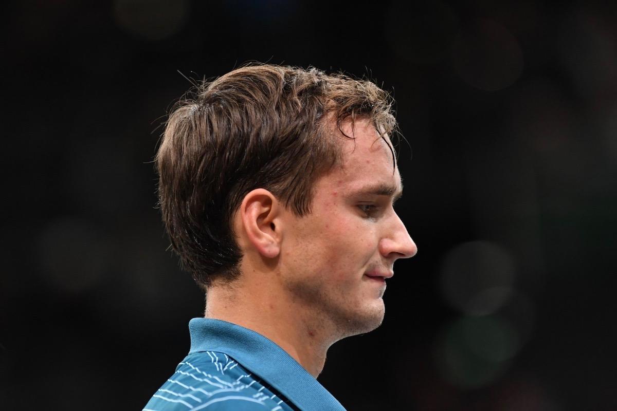 Rafael Nadal renverse Daniil Medvedev — Finales de l'ATP