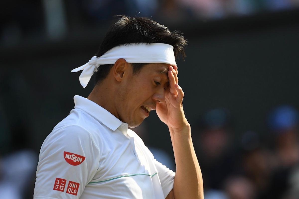 Nishikori sur son changement de service : « Je ferais n'importe quoi pour aider mon corps »