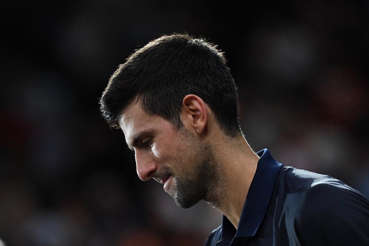 Exhibition L Agent De Djokovic Annonce Qu Il Sera Teste We Love Tennis