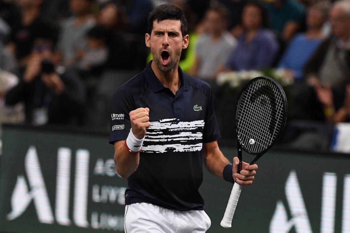 Novak Djokovic - 6 - Page 58 Djokovic-Bercy-5-2019