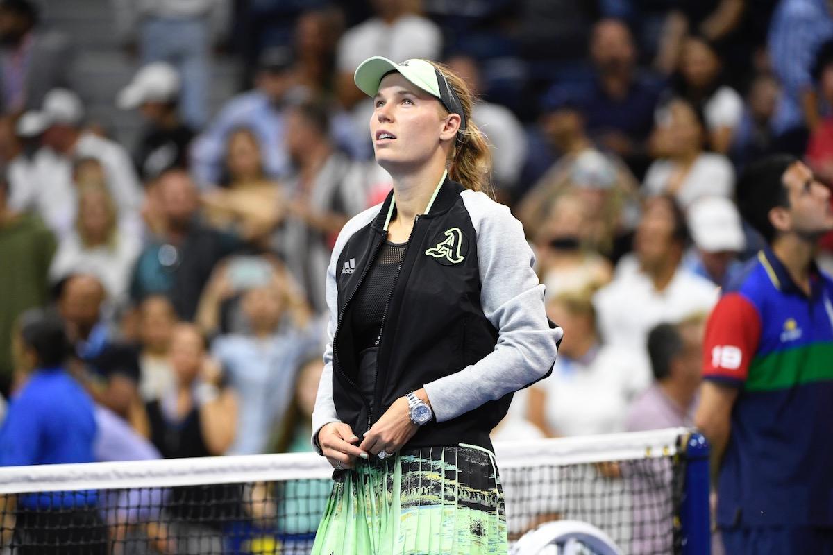 Tennis: Caroline Wozniacki annonce sa retraite