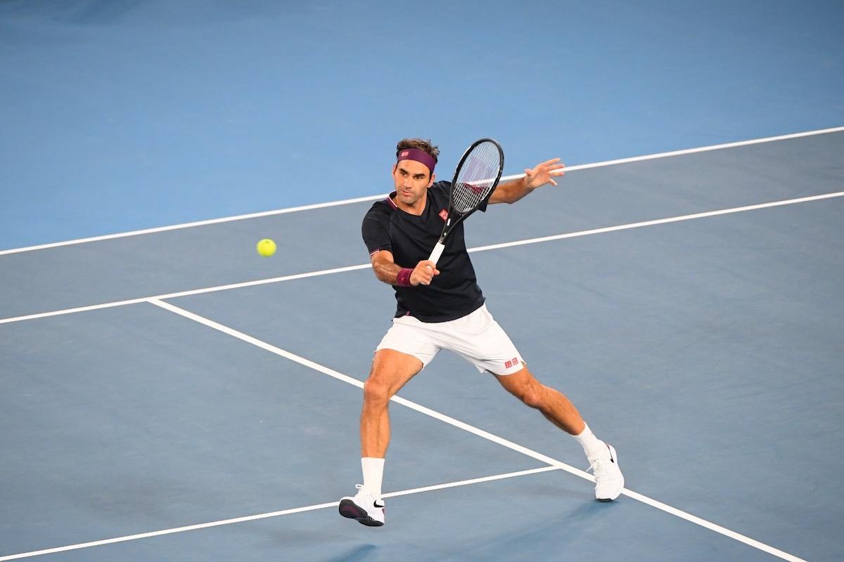 Roger Federer entraîne Sandgren dans un 5e set, les quarts de finale en direct — Open d'Australie
