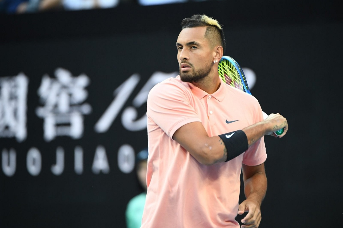 Nick Kyrgios et Amanda Anisimova prennent un bon départ — Open d'Australie