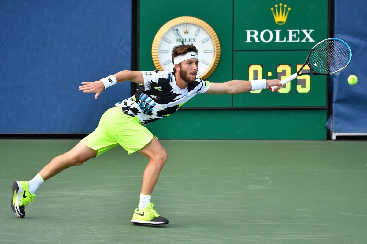 US Open > De Minaur qualifié pour les quarts de finale