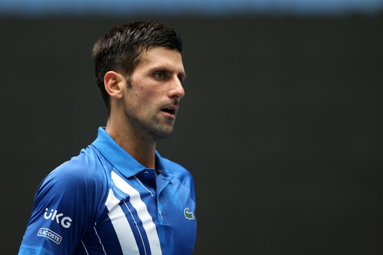 Djokovic : « Après 15 mois de folie, il faut s'attendre à ce qu'il y ait toujours quelqu'un de positif, il ...