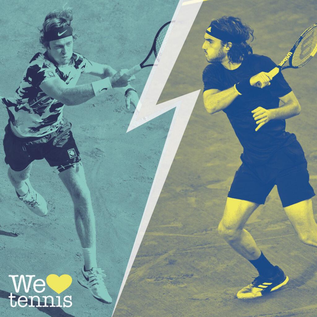 Finales de l'ATP | Nadal sort le tenant Tsitsipas et file en demie
