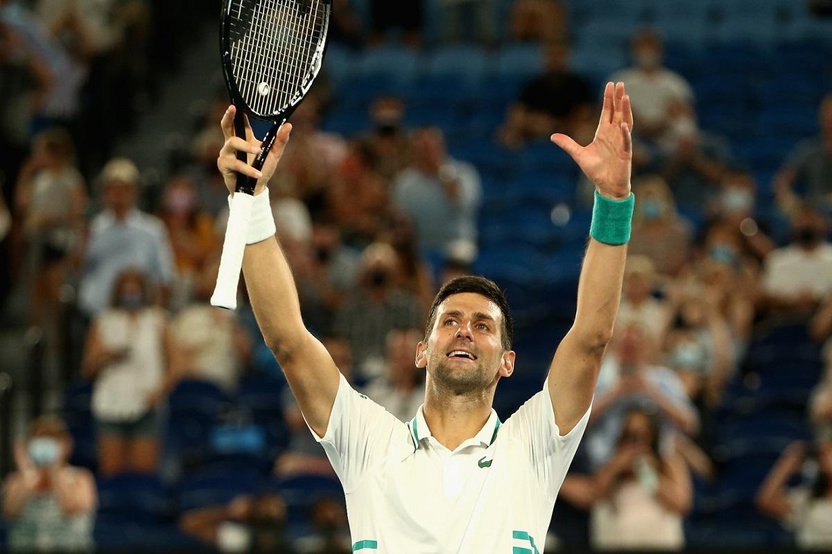 ATP > Srdjan Djokovic sur Novak :