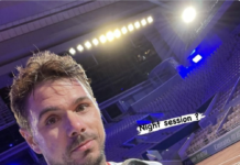 Photo Insta Wawrinka